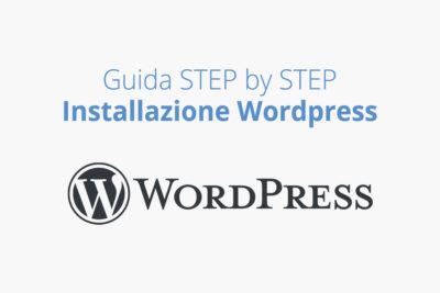 Installazione WordPress GUIDA [FACILE]