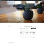 Cloud Customer Area screenshot